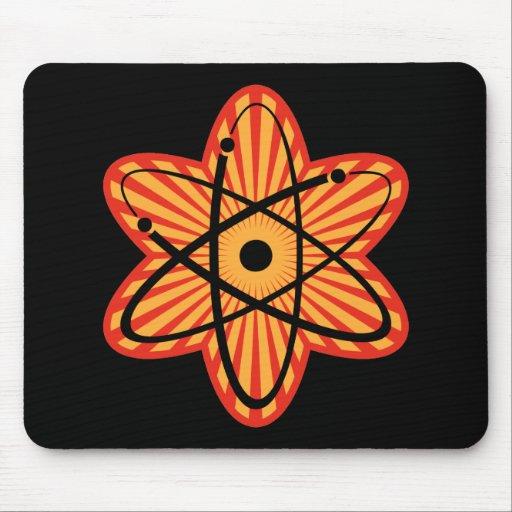Atomics nuclear IV Alfombrilla De Raton