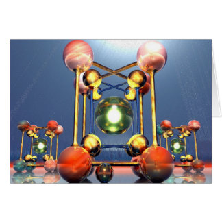 Atomik Tarjeta De Felicitación
