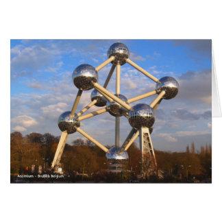 Atomium - Brussels Belgium Cards