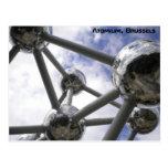 Atomium, Brussels Postcards