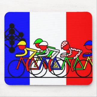 Atomium Bruxelles - Tour de France Mouse Pad