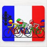 Atomium Bruxelles - Tour de France Mousepads