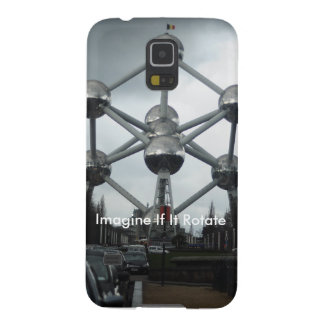 Atomium Galaxy Cases For Galaxy S5