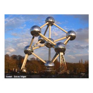 Atomium Postales