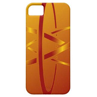 átomo ateo iPhone 5 fundas