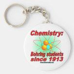 Átomo de Bohr Llavero Personalizado