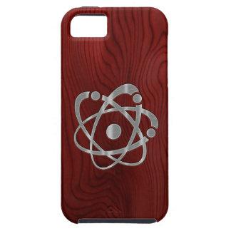 Átomo del cromo funda para iPhone 5 tough