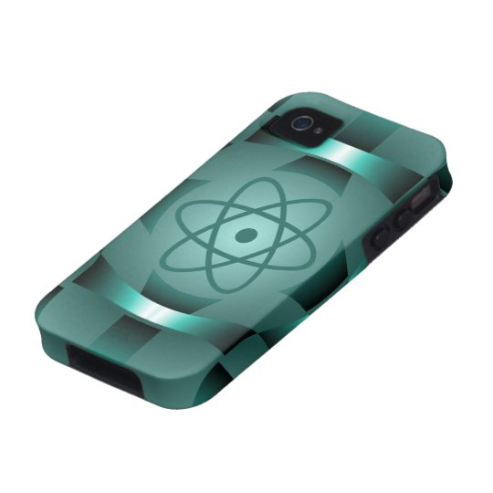 átomo funda para iPhone 4/4S