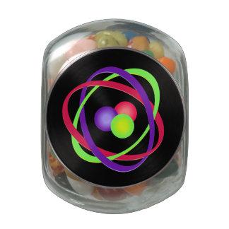 Átomo Jarrones Cristal
