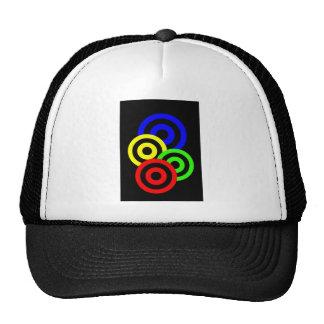 ¿Átomos - circular? Gorra