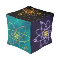 Atoms Pouf