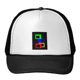 Atoms - Square? Trucker Hat