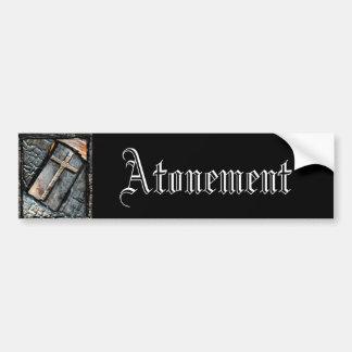 Atonement Bumper Sticker
