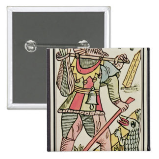 Atonement, tarot card, French Button