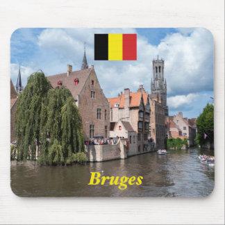 ¡Atontamiento! Brujas - Bélgica Alfombrillas De Ratones