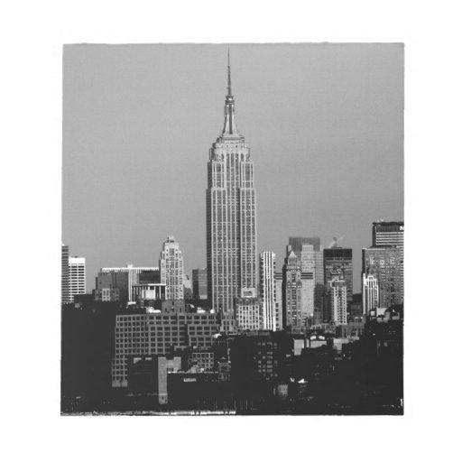 ¡Atontamiento! Empire State Building New York City Blocs