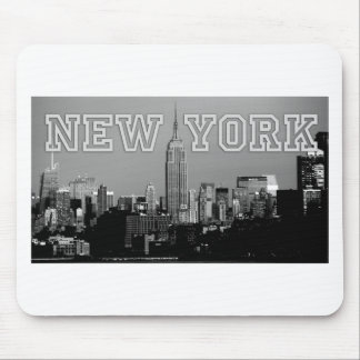 ¡Atontamiento! Empire State Building New York City Tapete De Ratón