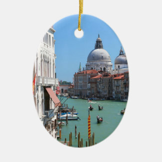 ¡Atontamiento! Gran Canal Venecia Adorno Para Reyes