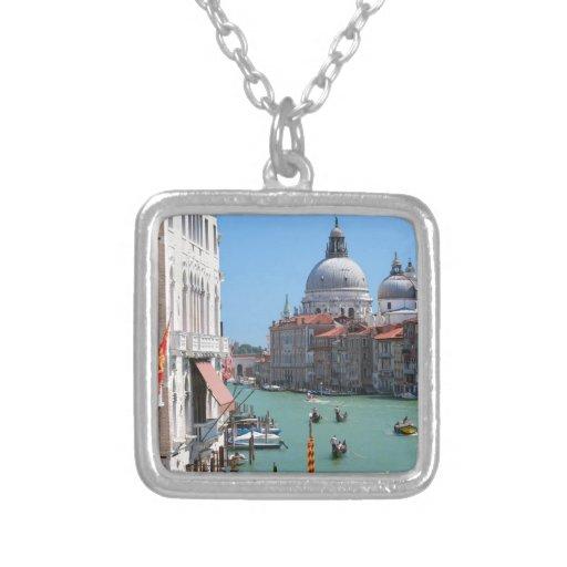 ¡Atontamiento! Gran Canal Venecia Pendiente