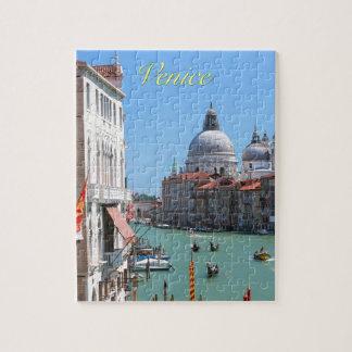 ¡Atontamiento! Gran Canal Venecia Rompecabeza