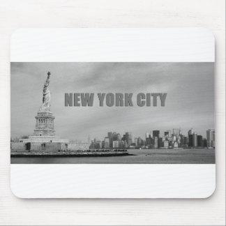 Atontamiento New York City Alfombrilla De Raton