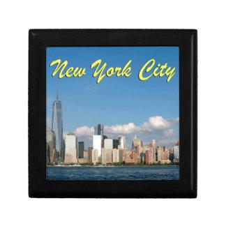 Atontamiento New York City los E.E.U.U. Cajas De Regalo