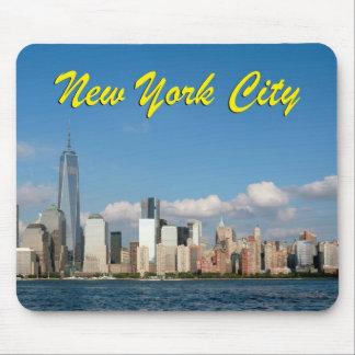 Atontamiento New York City los E.E.U.U. Tapete De Raton