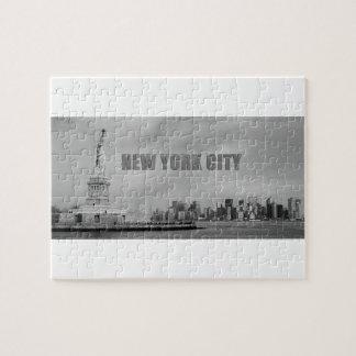 Atontamiento New York City Puzzles Con Fotos
