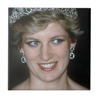 ¡Atontamiento Princesa Diana de HRH Azulejo