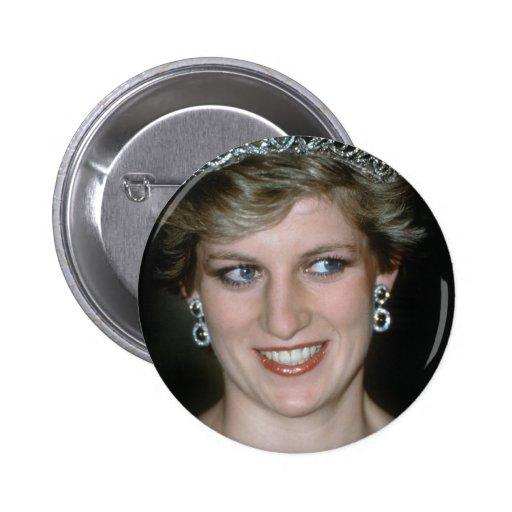¡Atontamiento! Princesa Diana de HRH Pin