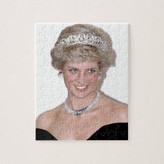 ¡Atontamiento! Princesa Diana de HRH Rompecabeza Con Fotos