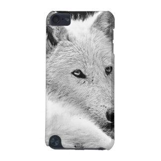 Atontamiento White Wolf Carcasa Para iPod Touch 5