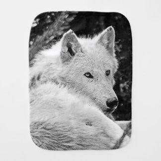 Atontamiento White Wolf Paños De Bebé