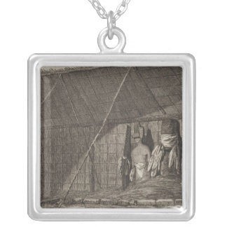 Atooi Morai, Hawaii Silver Plated Necklace