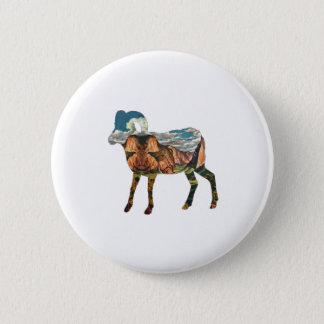 ATOP THE VALLEY PINBACK BUTTON