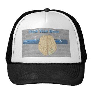Atormente su cerebro gorra