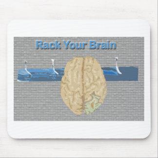 Atormente su cerebro alfombrillas de ratón