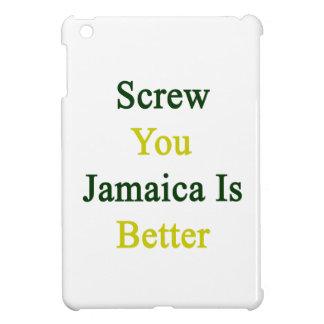 Atorníllele que Jamaica es mejor