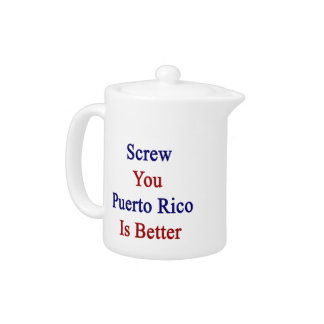 Atorníllele que Puerto Rico es mejor