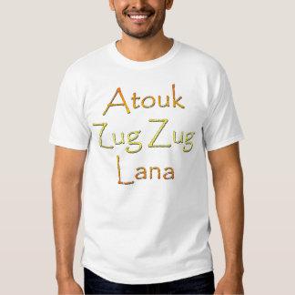 Atouk Zug Zug Lana Camisas