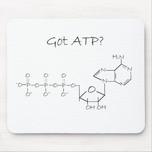 ¿ATP conseguido? Tapetes De Raton