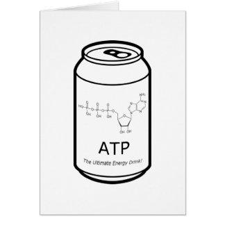 ATP Energy Drink Card