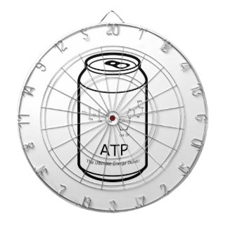 ATP Energy Drink Dart Board