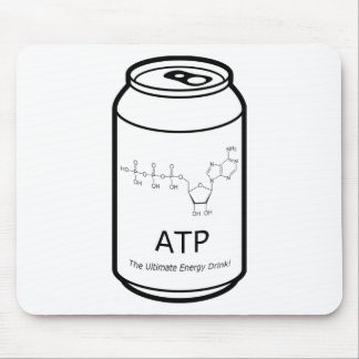 ATP Energy Drink Mouse Pad