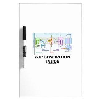 ATP Generation Inside Electron Transport Chain Dry Erase Board