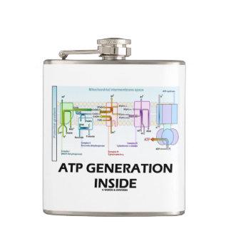 ATP Generation Inside Electron Transport Chain Flask