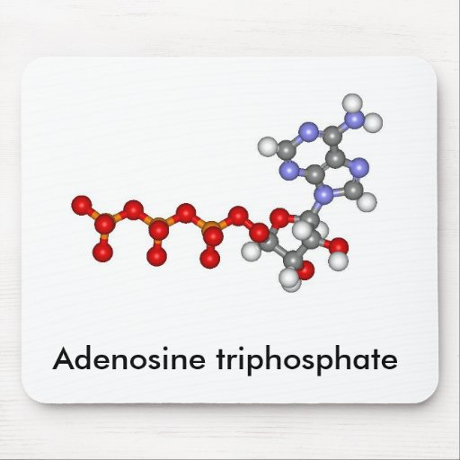 atp_lg, Adenosine triphosphate Mouse Pad