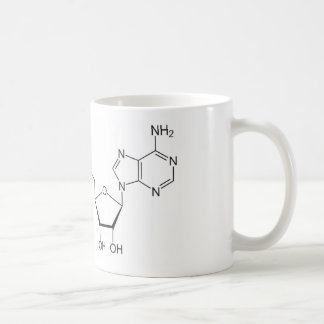 ATP molecule Coffee Mug