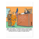 Atracador de bancos /Judge /Financial Postales