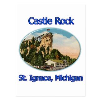 Atracción del borde de la carretera de Castle Rock Postal